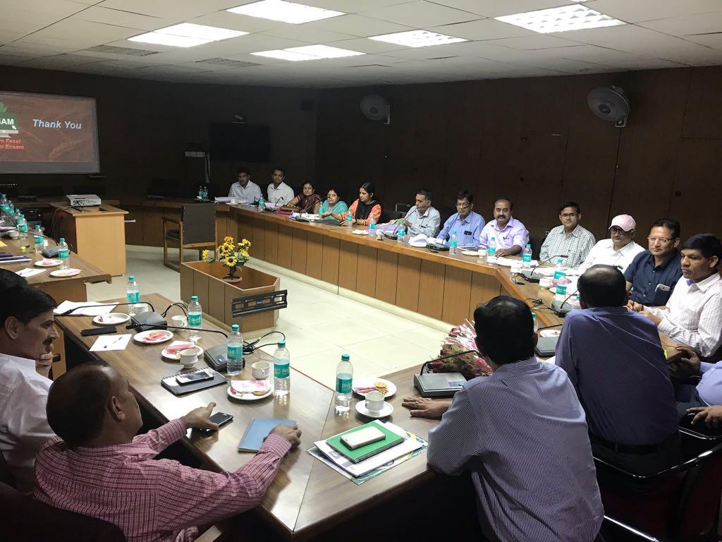 eNAM Progress Review in Rajasthan