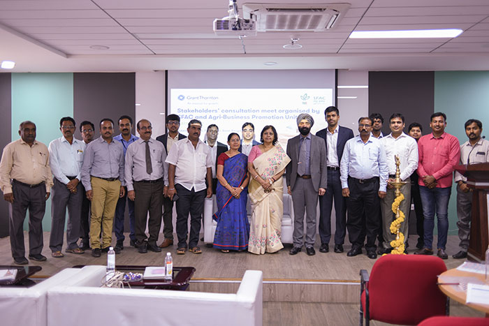 Stakeholders' Meet in Bangalore
