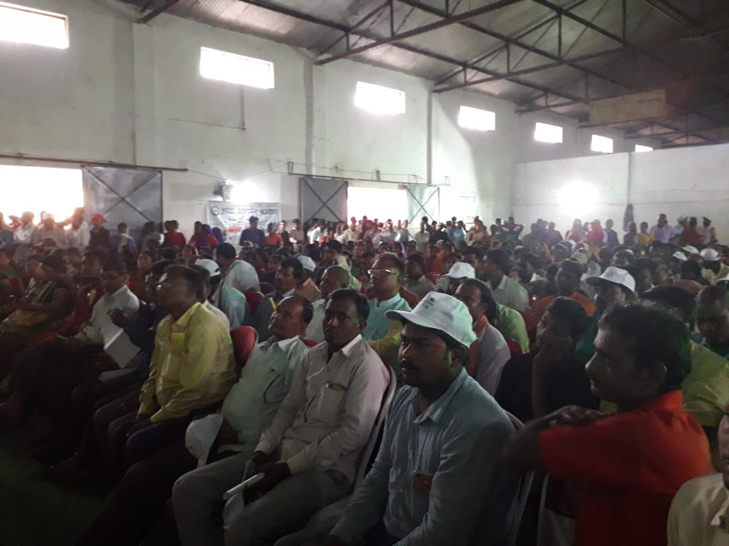 eNam training & Awareness program conducted at Hazaribagh (Picture 03)